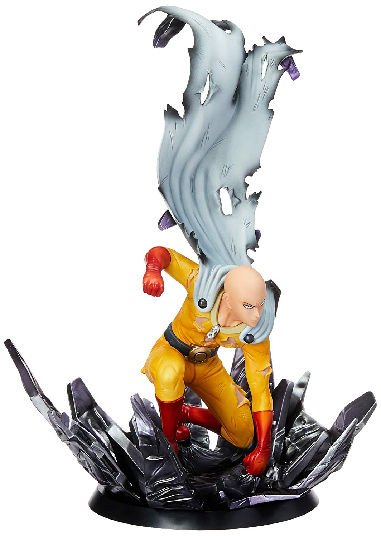 Estátua Saitama (Xtra): One Punch Man - Tsume Arts