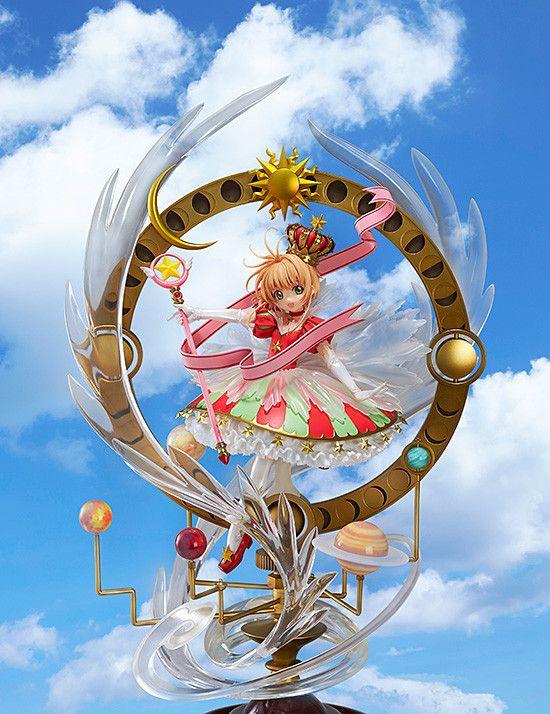 Estátua Sakura Kinomoto: Star Bless You 1/7 - Good Smile Company