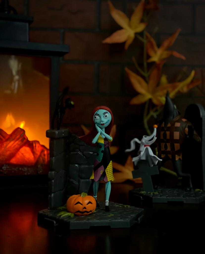 Estátua Sally 019: O Estranho Mundo de Jack The Nightmare Before Christmas - Sunny