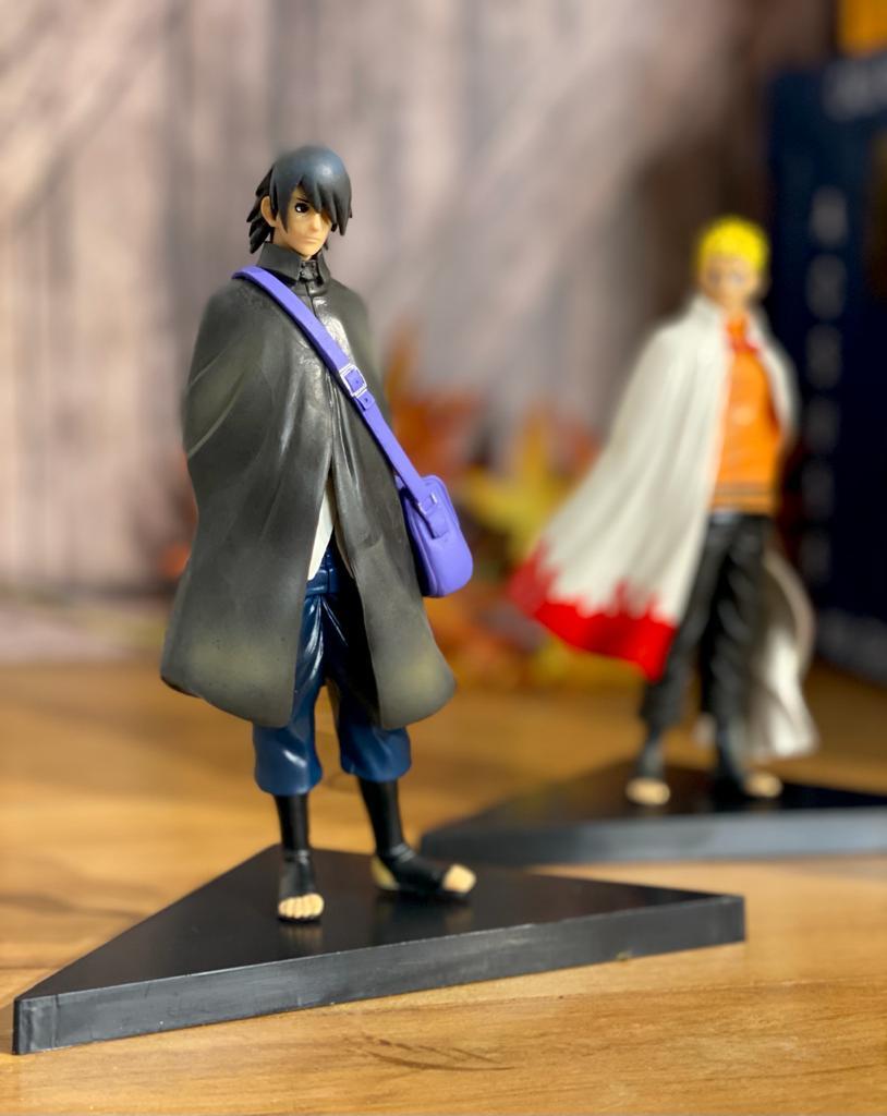 Estátua Sasuke Uchiha - Boruto The Movie - EV