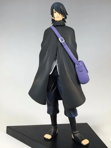 Estátua Sasuke Uchiha - Boruto The Movie