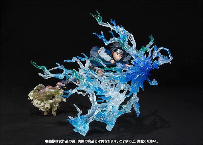 Estátua Sasuke Uchiha (Kizuna Relation):Naruto (FiguartsZERO) - Bandai