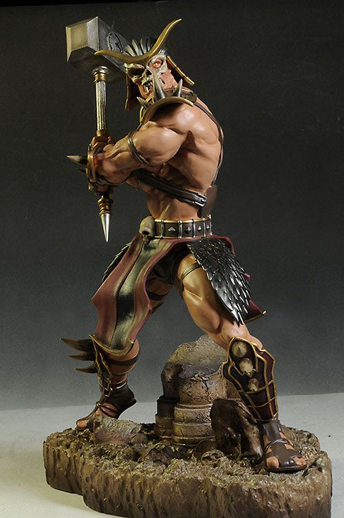 Estátua Shao Kahn: Mortal Kombat Escala 1/4 - Pop Culture Shock