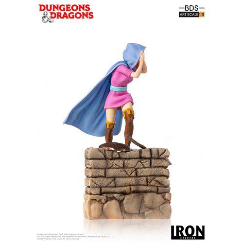 Estátua Sheila (A Ladra): Caverna do Dragão (Dungeons & Dragons) (BDS Art) (Escala 1/10) - Iron Studios