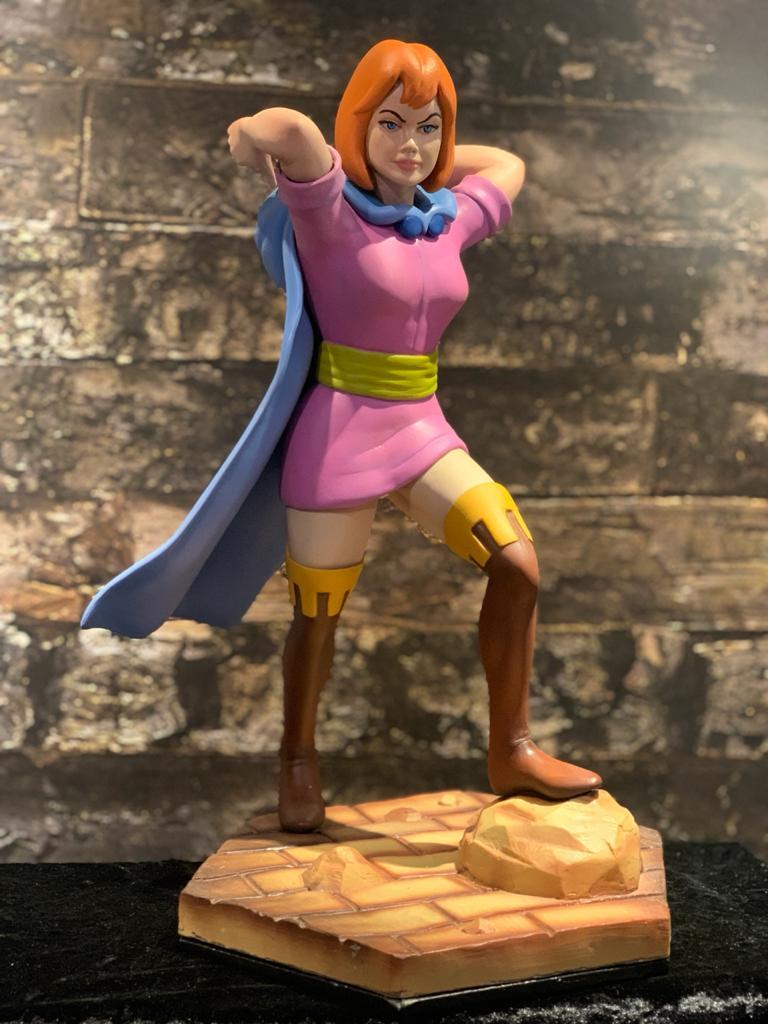 Estátua Sheila: Caverna do Dragão (Dungeons & Dragons) Escala 1/6 (Edição Limitada)