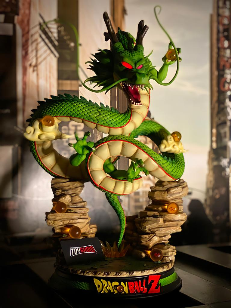 Estátua Shenlong: Dragon Ball Z