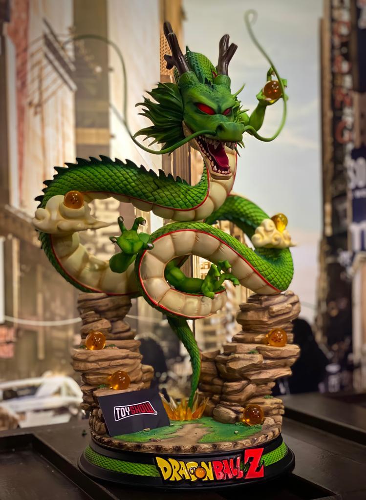 Estátua Shenlong: Dragon Ball Z