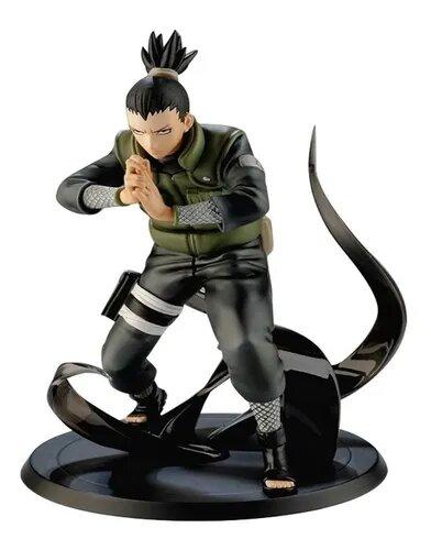 Estátua Shikamaru Nara: Jutsu Das Sombras - Naruto Shippuden