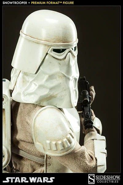 Estátua Snowtrooper: Star Wars Episódio V O Império Contra-Ataca (The Empire Strikes Back) Premium Format - Sideshow
