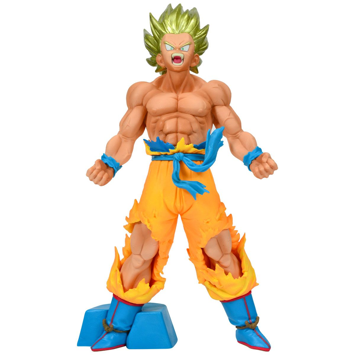 Estátua Son Goku (Blood of Saiyajins): Dragon Ball Z - Banpresto - CG
