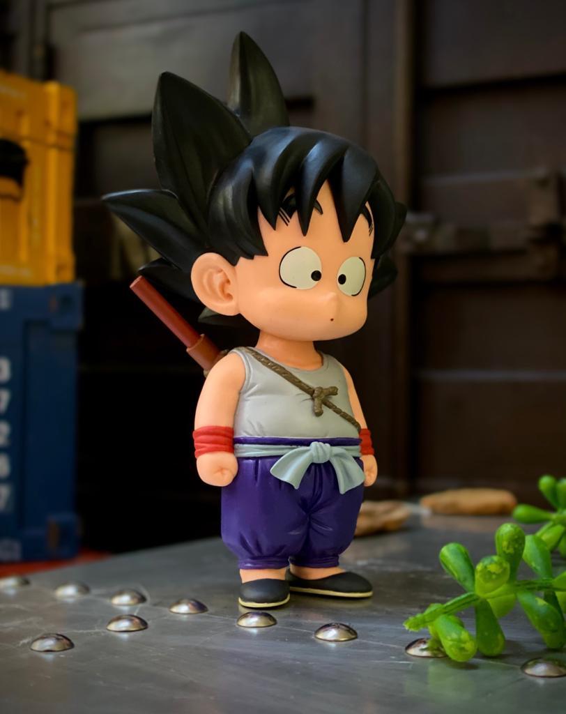 Estátua Son Goku