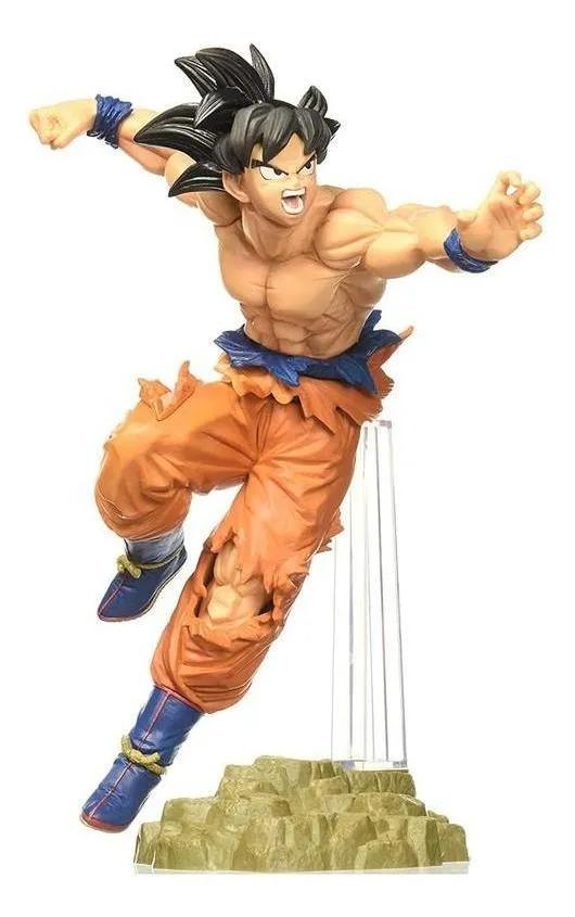 Estátua Son Goku Dragon Ball Super Tag Fighters - Banpresto Bandai
