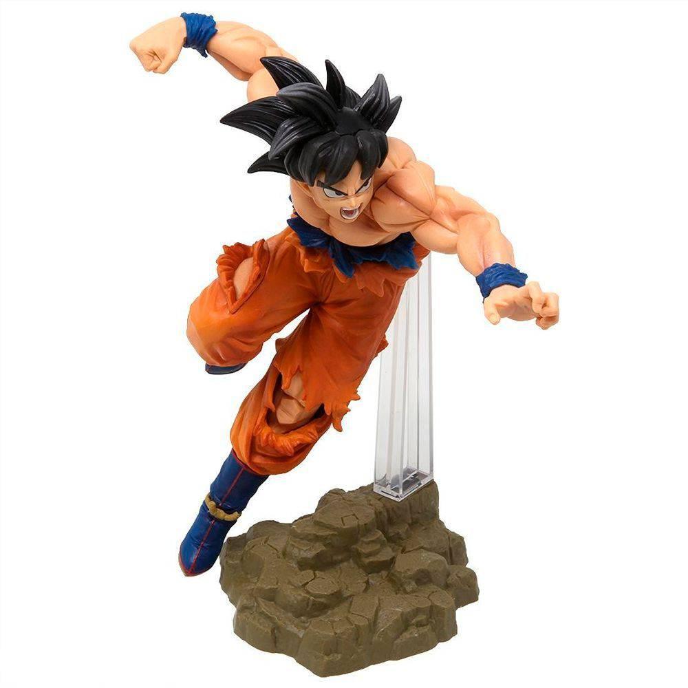 Estátua Son Goku (Tag Fighters): Dragon Ball Super - Banpresto