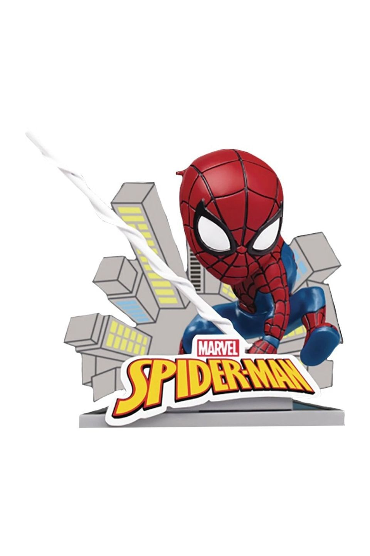 Estátua Spider-Man: Marvel Mini Egg Attack - Beast Kingdom