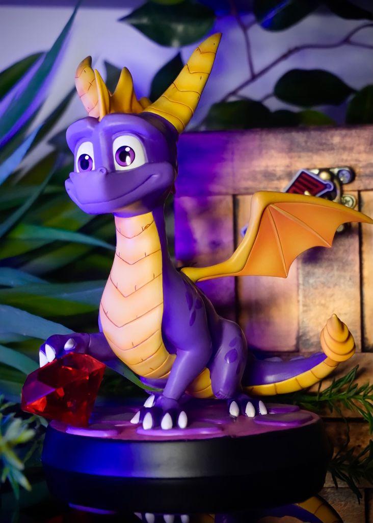 Estátua Spyro The Dragon Standard Edtion ActiVision 8