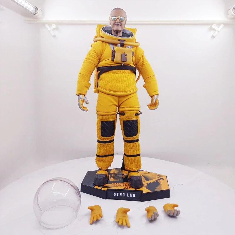 Boneco Action Figure Stan Lee Astronauta: Guardiões da Galáxia Vol. 2 Guardians Of The Galaxy