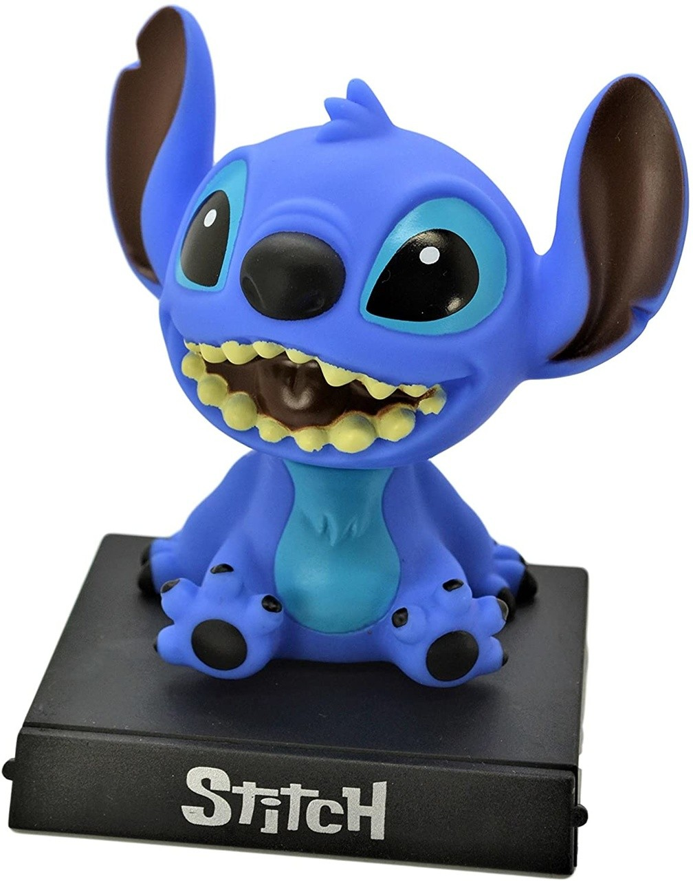 Estátua Stitch Bobble Head : Lilo & Stitch - Disney (12cm)