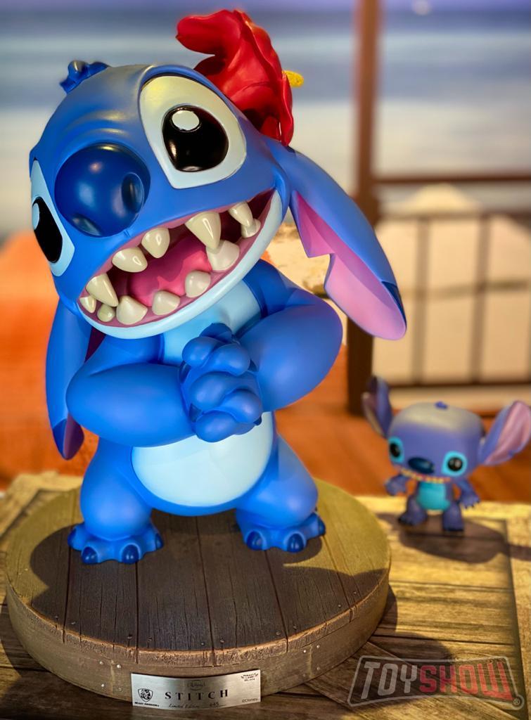 Estátua Stitch: Lilo & Stitch (Disney Master Craft) - Beast Kingdom