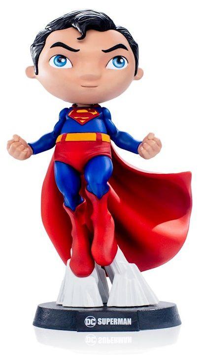 Estátua Super-Homem (Superman): Dc Comics - Mini Co