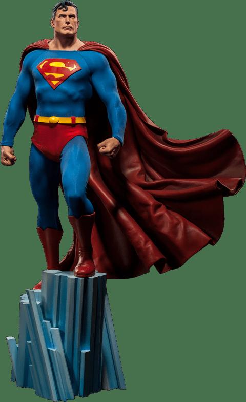 Estátua Super-Homem (Superman) Exclusivo: DC Comics (Premium Format) - Sideshow