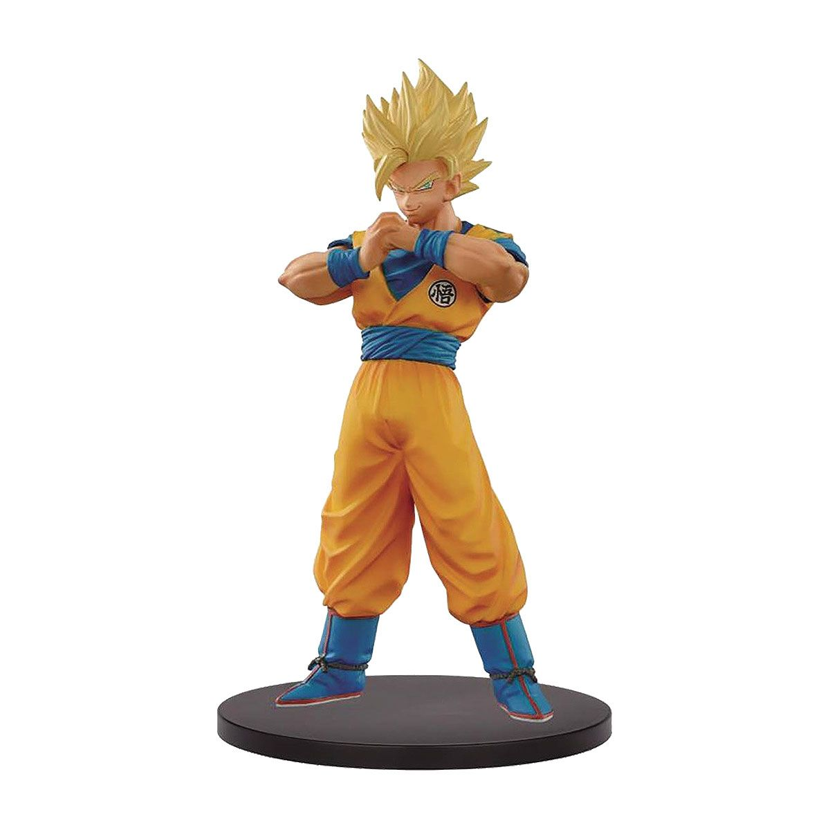 Estátua Super Saiyajin 2 Goku: Dragon Ball Super - Banpresto - CG