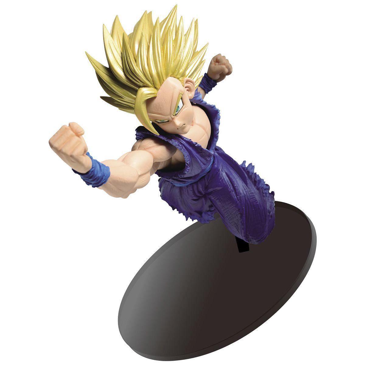 Estátua Super Saiyajin 2 Son Gohan: Dragon Ball Z - Banpresto - CG