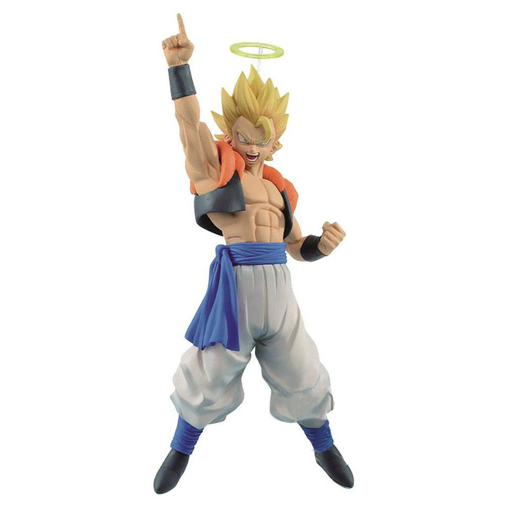 Estátua Super Saiyajin Gogeta: Dragon Ball Z - Banpresto - CG