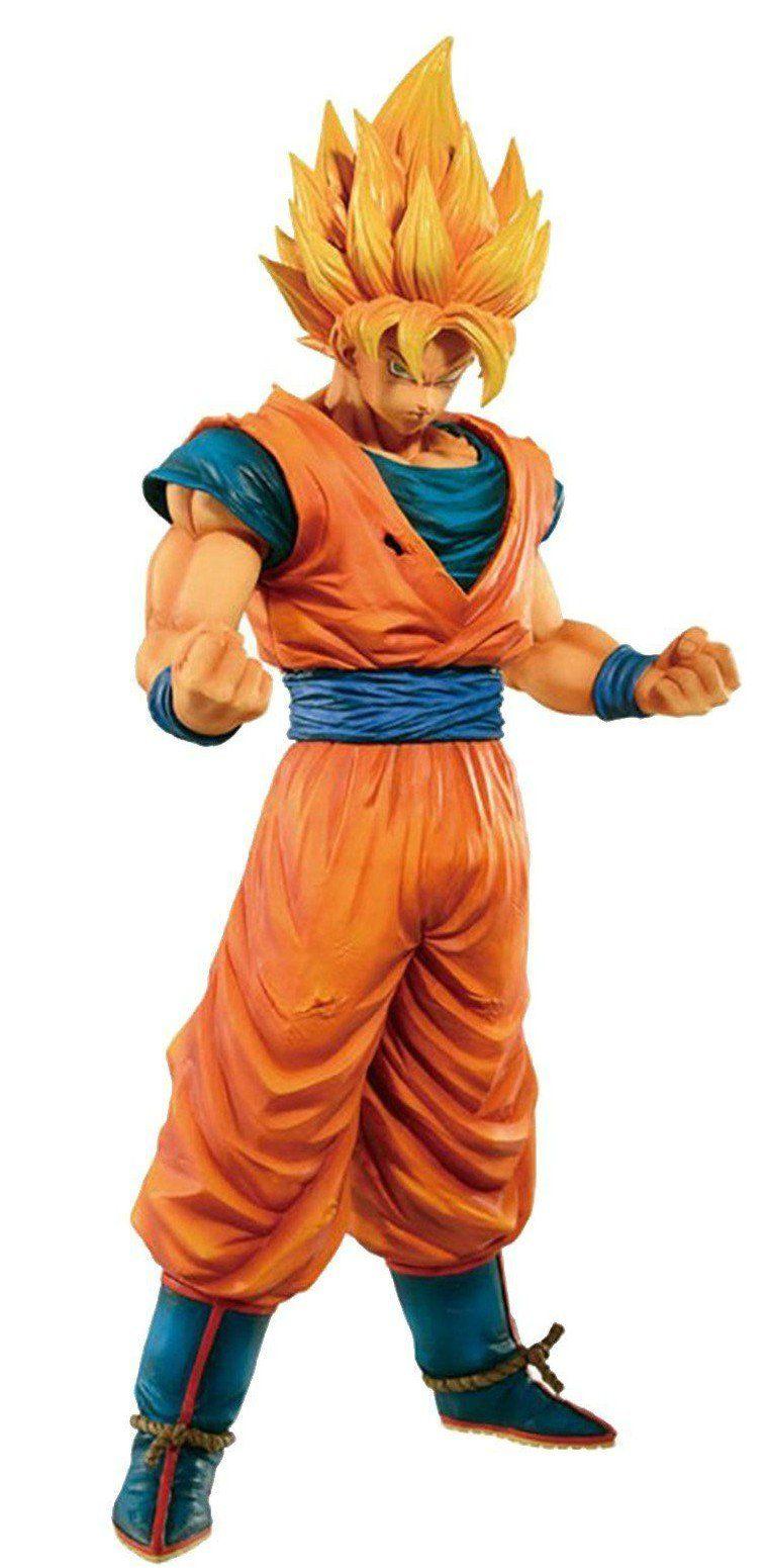 Estátua Super Saiyan Goku: Dragon Ball Z (Grandista) - Banpresto
