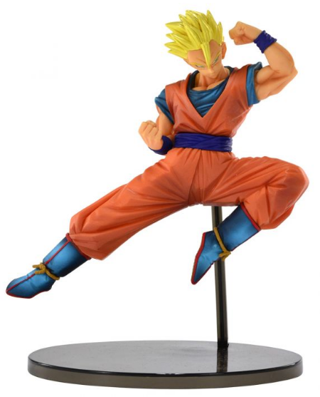 Estátua Super Saiyan Son Gohan: Dragon Ball Super (Chosenshiretsuden Vol4 B) - Banpresto