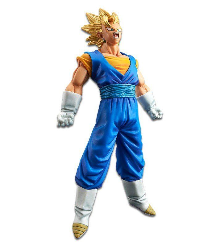 Estátua Super Saiyan Vegetto: Dragon Ball Z - Banpresto