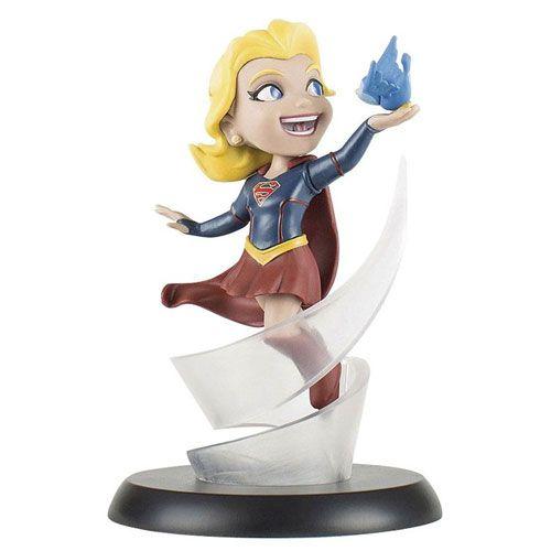Estátua Supergirl: DC Comics (Q-Fig) - Quantum Mechanix