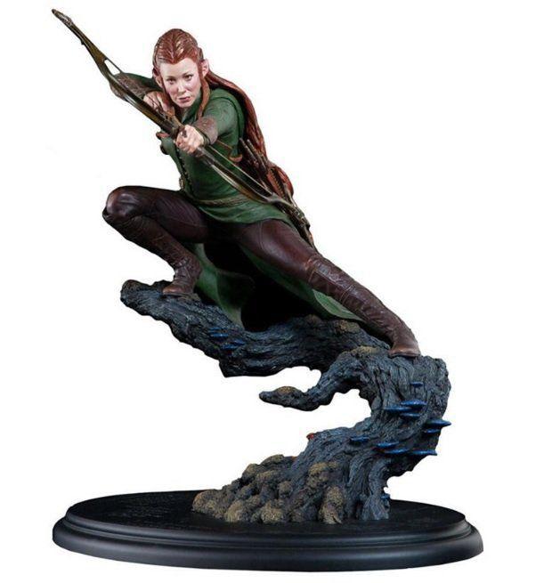 Estátua Tauriel: O Hobbit: A Desolação de Smaug Escala 1/6 - Weta - CD