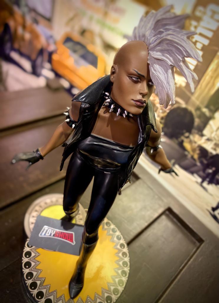 Estátua Tempestade (Storm): X-Men (Marvel) Comiquette (Peça Rara) - Sideshow