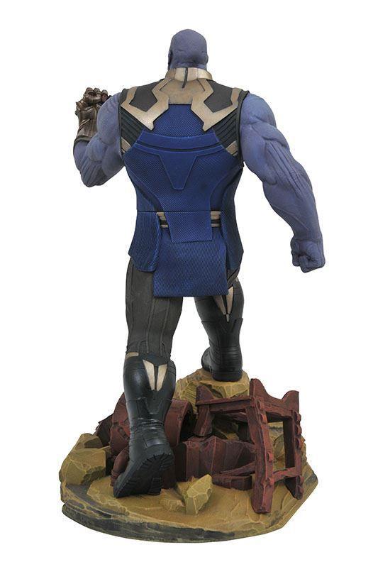 Estátua Thanos: Vingadores Guerra Infinita (Avengers Infinity War) Marvel Gallery - Diamond Select Toys