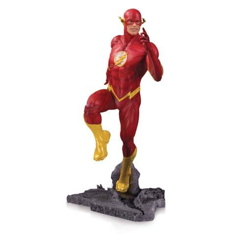 "Estátua The Flash 10"" - Core Edition (DC Comics) - DC Collectibles"