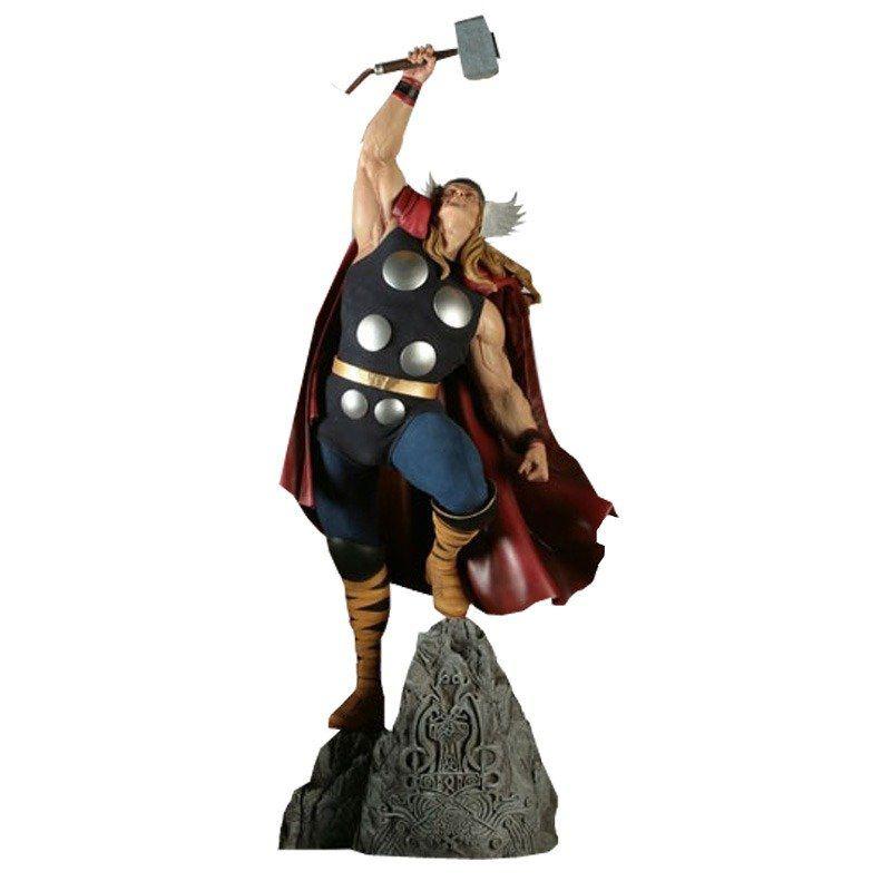 Estátua Thor Clássico (Classic Thor): Marvel Premium Format - Sideshow Collectibles