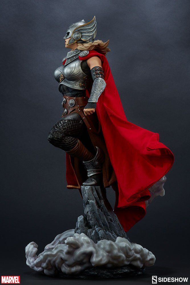 Estátua Thor Jane Foster: Marvel Premium Format - Sideshow Collectibles