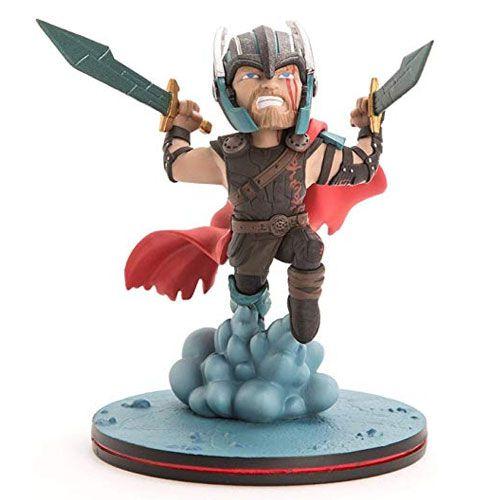 Estátua Thor: Thor Ragnarok (Q-Fig) - Quantum Mechanix