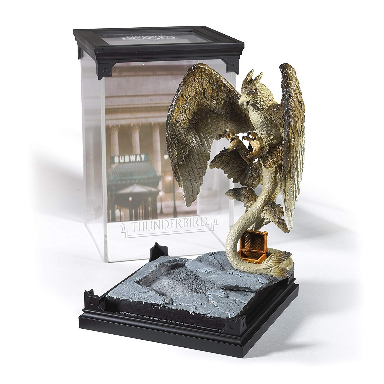 Estátua Thunderbird: Harry Potter Criaturas Mágicas (Magical Creatures) - Noble Collection