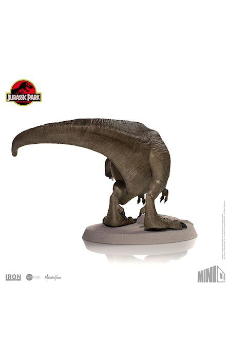 Estátua Tiranossauro Rex: Jurassic Park - Mini Co