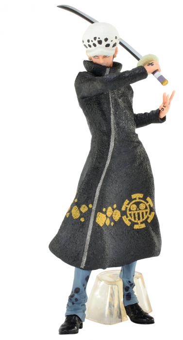 Estátua Trafalgar Law: One Piece (History Masterlise 20th) - Banpresto