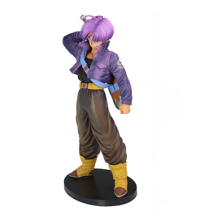 Estátua Trunks: Dragon Ball Super Dragon Ball Legends - Bandai Banpresto