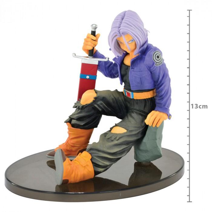 Estátua Trunks: Dragon Ball Z (World Figure Colosseum 2) - Banpresto