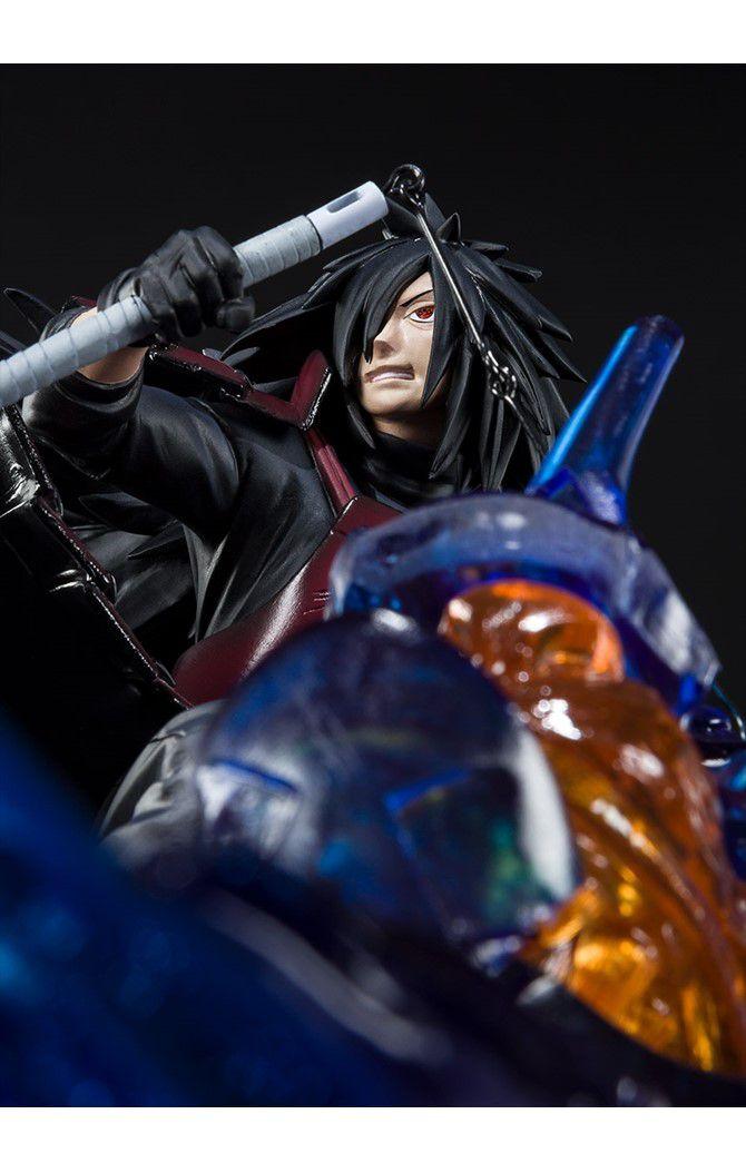 Estátua Uchiha Madara Susanno (Kizuna Relation): Naruto Shippuden (FiguartsZERO) - Bandai
