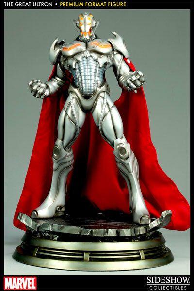 Estátua Ultron: Vingadores (Avengers Marvel Comics) (Premium Format) Escala 1/4 - Sideshow