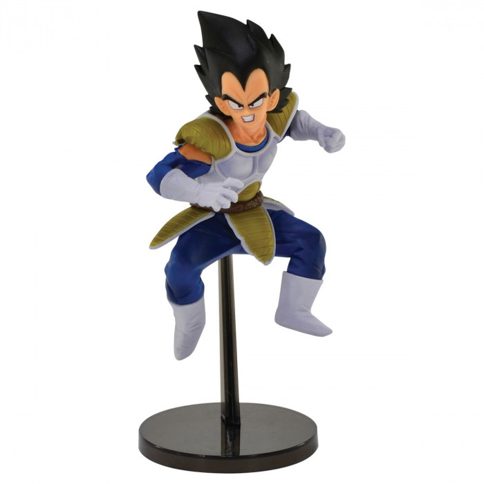 Estátua Vegeta Banpresto World Figure Colosseum: Dragon Ball Z BWFC - Banpresto Bandai