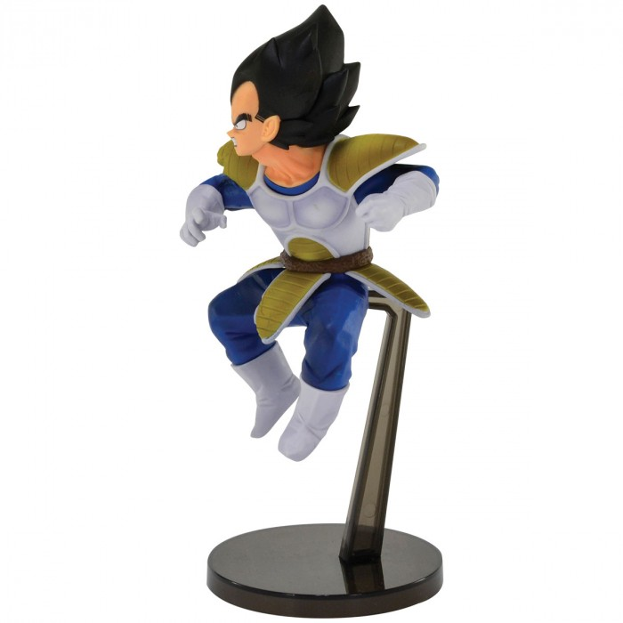 Estátua Vegeta Banpresto World Figure Colosseum: Dragon Ball Z BWFC - Banpresto Bandai