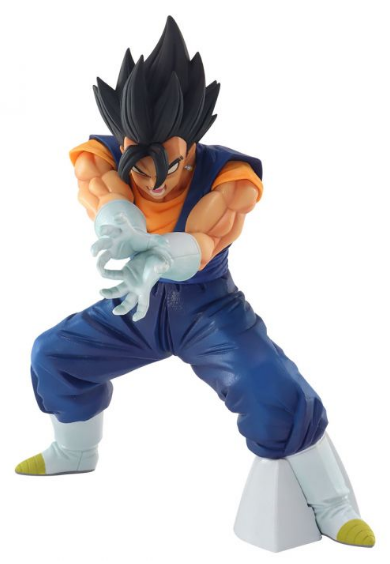 Estátua Vegetto: (Final Kamehameha Ver 6): Dragon Ball Super Anime Mangá - Banpresto