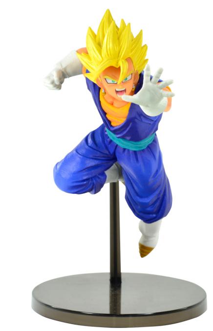 Estátua Vegetto Super Saiyajin (Super Saiyan): Dragon Ball Super (Chosenshiretsuden) - Banpresto