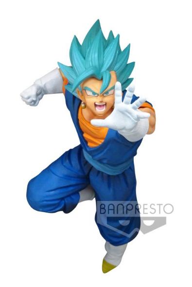 Estátua Vegetto Super Saiyajin (Super Saiyan God): Dragon Ball Super (Chosenshiretsuden Vol5) - Banpresto